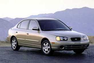 Hyundai Elantra 2003 $2495.00 incacar.com