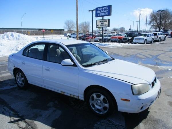 Hyundai Elantra 2003 $3104.00 incacar.com