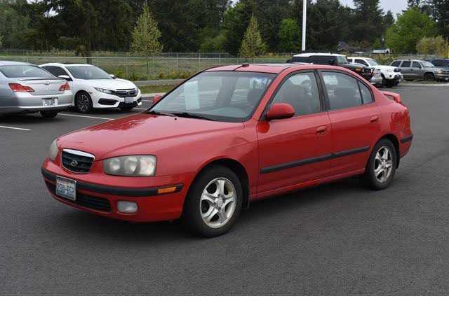 Hyundai Elantra 2003 $1400.00 incacar.com