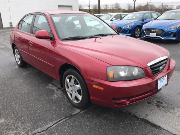 Hyundai Elantra 2004 $3369.00 incacar.com