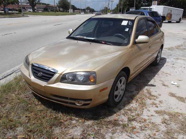Hyundai Elantra 2004 $1699.00 incacar.com