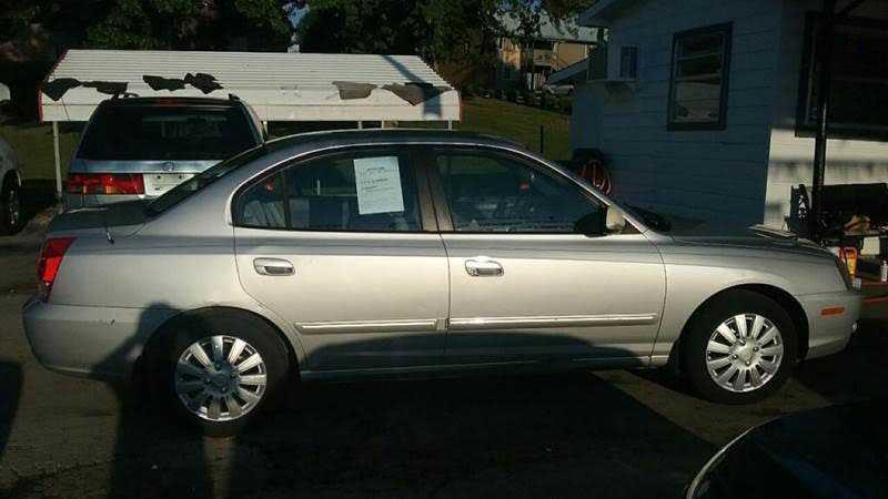 Hyundai Elantra 2005 $1499.00 incacar.com