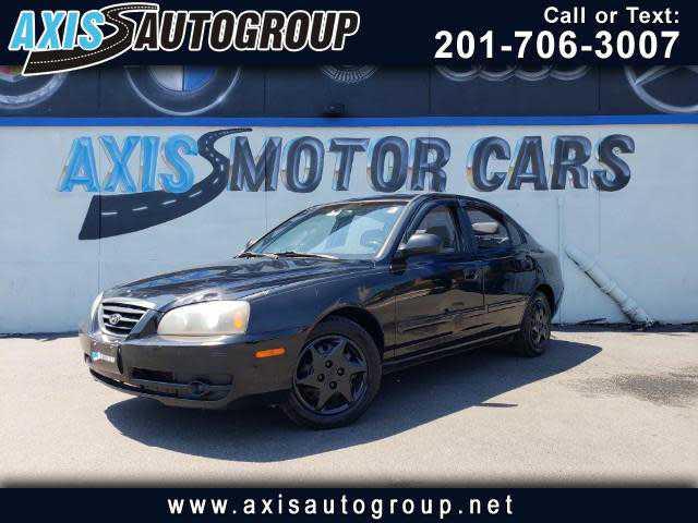 Hyundai Elantra 2005 $1495.00 incacar.com