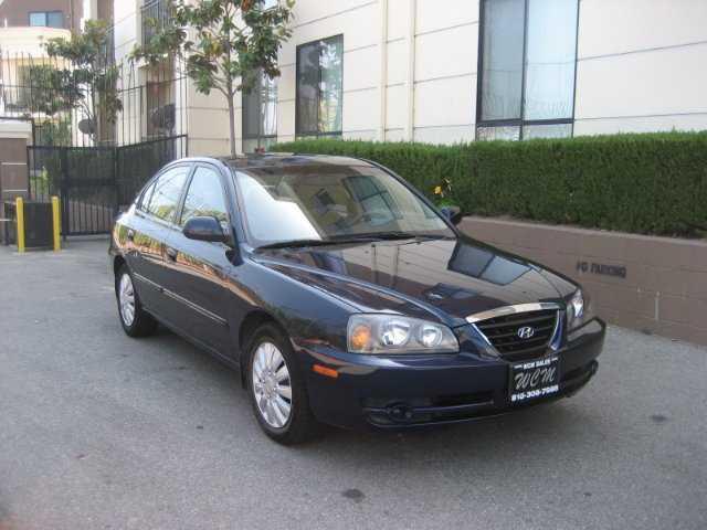 Hyundai Elantra 2006 $4450.00 incacar.com