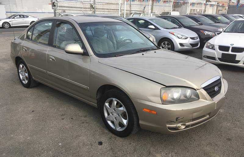 Hyundai Elantra 2006 $1495.00 incacar.com
