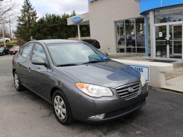 Hyundai Elantra 2007 $3720.00 incacar.com