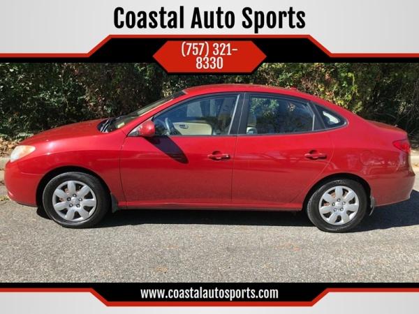 Hyundai Elantra 2008 $3995.00 incacar.com