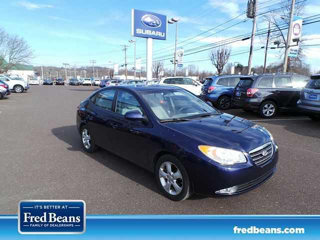 Hyundai Elantra 2008 $4391.00 incacar.com