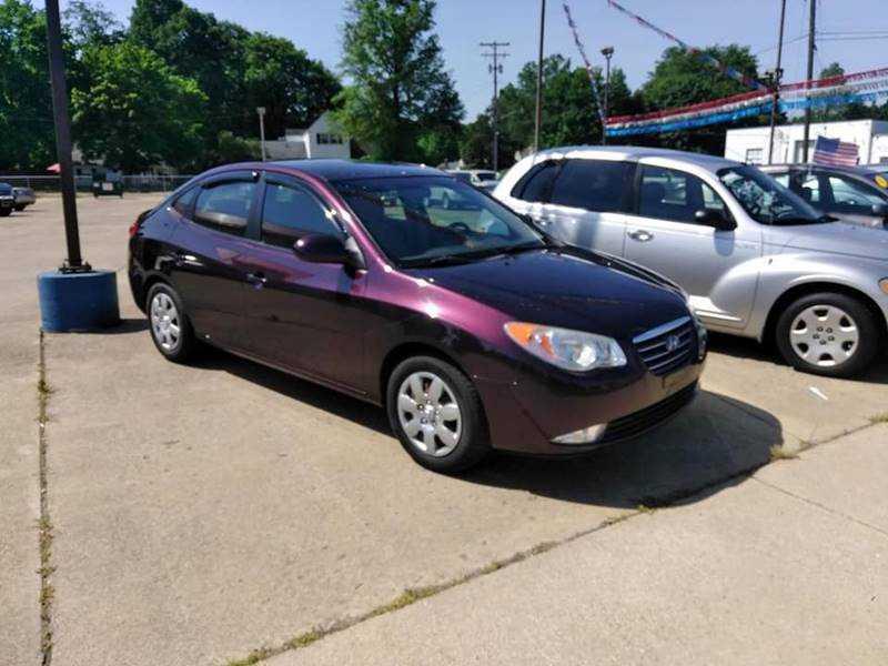 Hyundai Elantra 2008 $4400.00 incacar.com