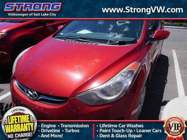 Hyundai Elantra 2011 $3965.00 incacar.com