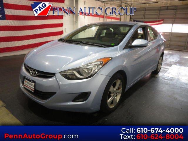 Hyundai Elantra 2011 $7595.00 incacar.com