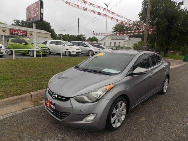 Hyundai Elantra 2011 $5995.00 incacar.com