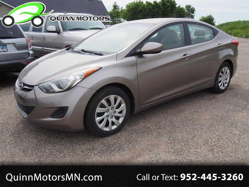 Hyundai Elantra 2011 $4495.00 incacar.com