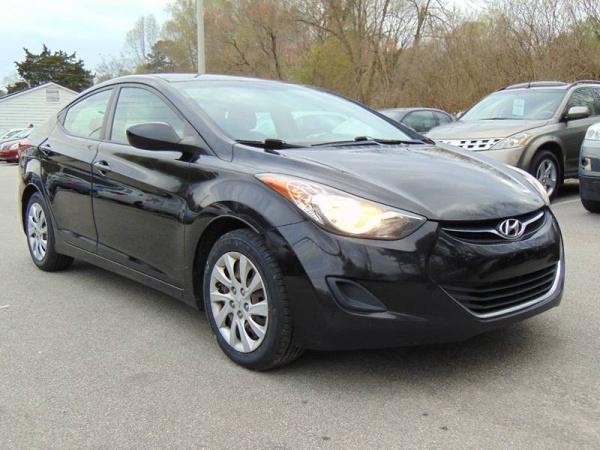 Hyundai Elantra 2012 $4999.00 incacar.com