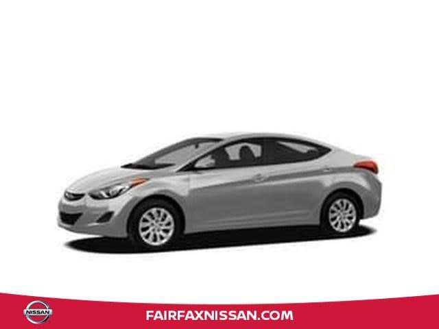 Hyundai Elantra 2012 $7990.00 incacar.com