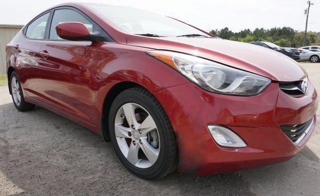 Hyundai Elantra 2013 $8677.00 incacar.com