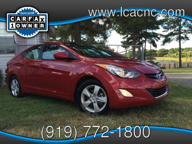 Hyundai Elantra 2013 $9279.00 incacar.com