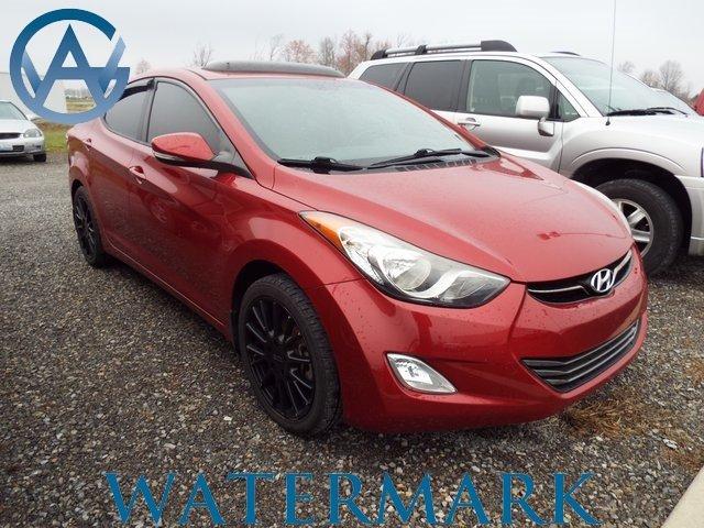 Hyundai Elantra 2013 $9972.00 incacar.com
