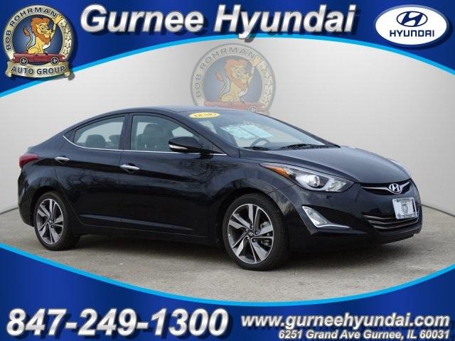 Hyundai Elantra 2014 $14200.00 incacar.com