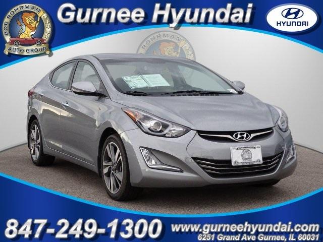 Hyundai Elantra 2014 $13461.00 incacar.com