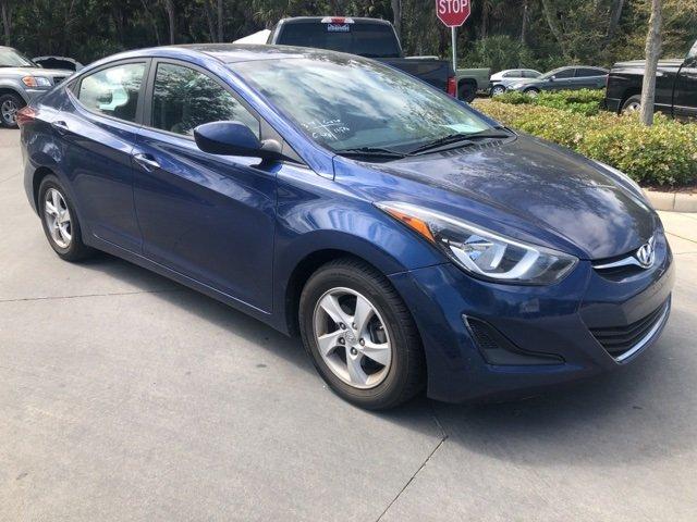 Hyundai Elantra 2015 $11500.00 incacar.com