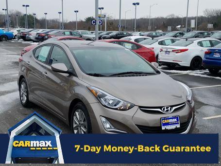 Hyundai Elantra 2015 $14998.00 incacar.com