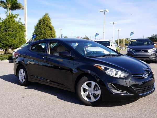 Hyundai Elantra 2015 $13990.00 incacar.com