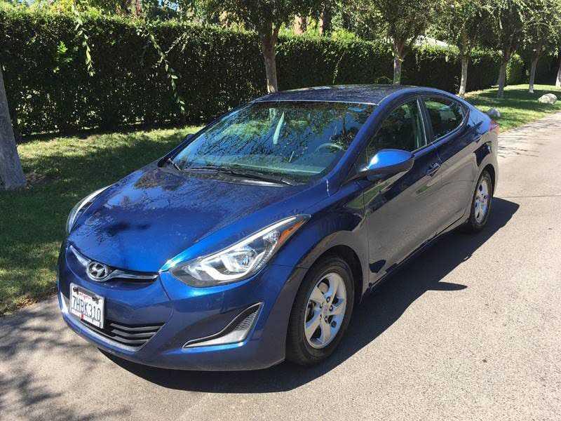 Hyundai Elantra 2015 $6799.00 incacar.com
