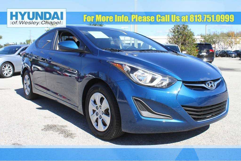 Hyundai Elantra 2016 $7989.00 incacar.com