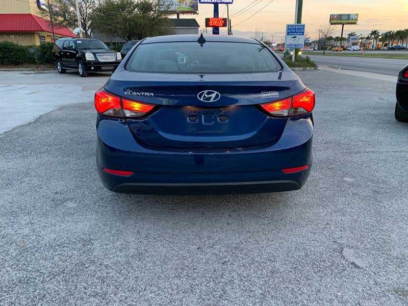 Hyundai Elantra 2016 $11990.00 incacar.com