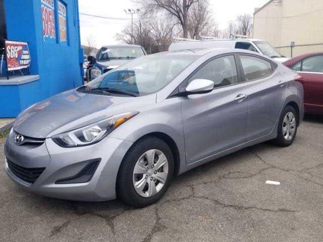 Hyundai Elantra 2016 $8599.00 incacar.com