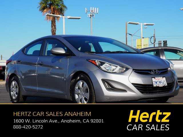 Hyundai Elantra 2016 $7775.00 incacar.com
