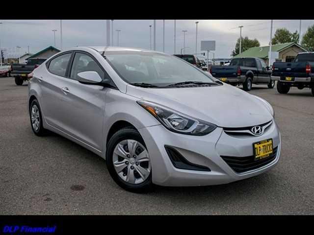 Hyundai Elantra 2016 $7995.00 incacar.com