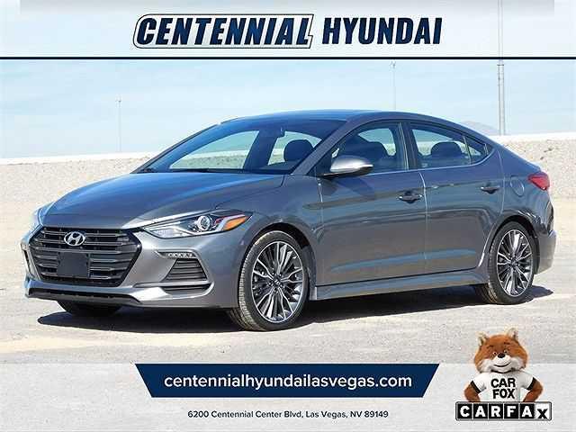 Hyundai Elantra 2017 $18987.00 incacar.com