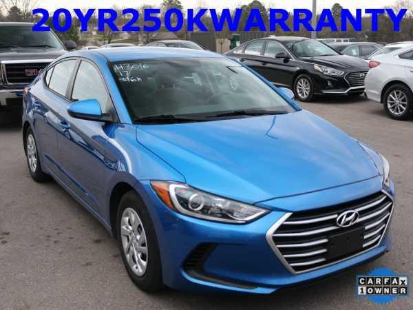 Hyundai Elantra 2017 $10970.00 incacar.com