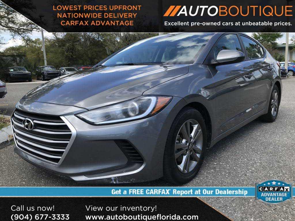 Hyundai Elantra 2018 $10995.00 incacar.com