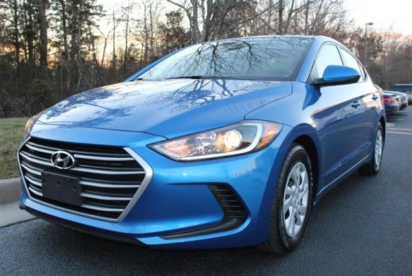 Hyundai Elantra 2018 $11995.00 incacar.com
