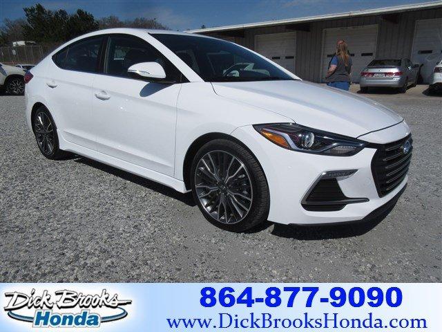 Hyundai Elantra 2018 $20595.00 incacar.com