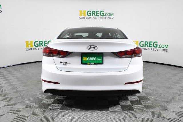used Hyundai Elantra 2018 vin: 5NPD74LF4JH283513