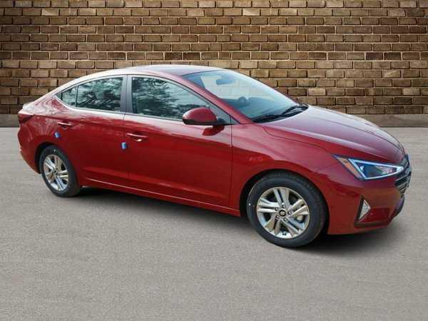Hyundai Elantra 2019 $20271.00 incacar.com