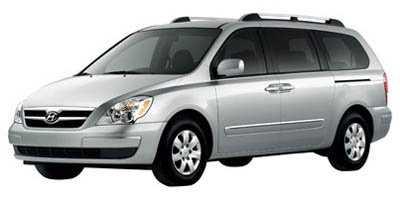 used Hyundai Entourage 2007 vin: KNDMC233976033872