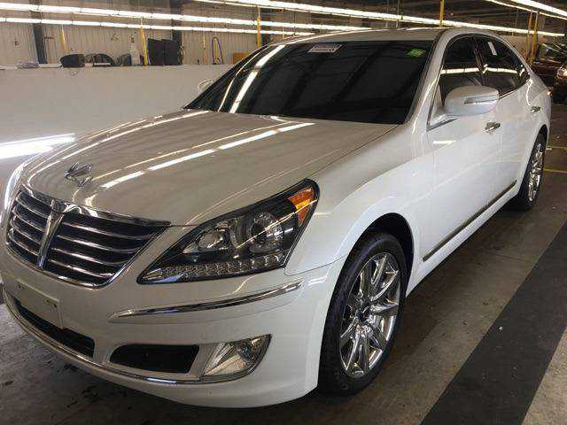 Hyundai Equus 2011 $12188.00 incacar.com