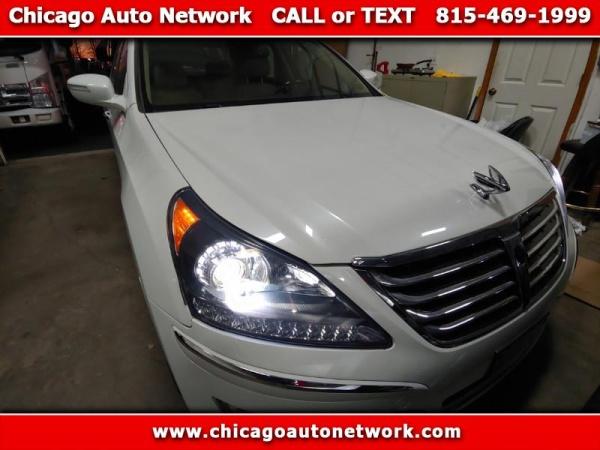 Hyundai Equus 2012 $24975.00 incacar.com