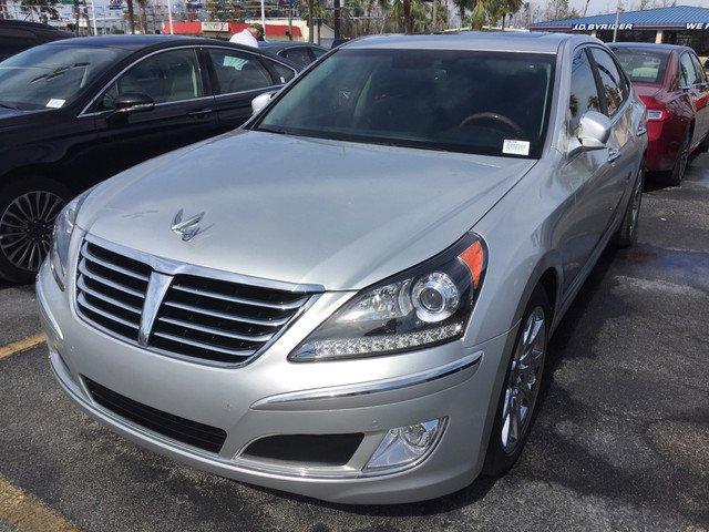 Hyundai Equus 2013 $20998.00 incacar.com