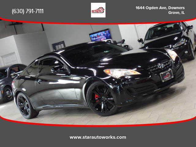 Hyundai Genesis Coupe 2010 $11987.00 incacar.com