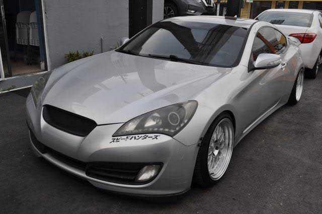Hyundai Genesis Coupe 2010 $5550.00 incacar.com
