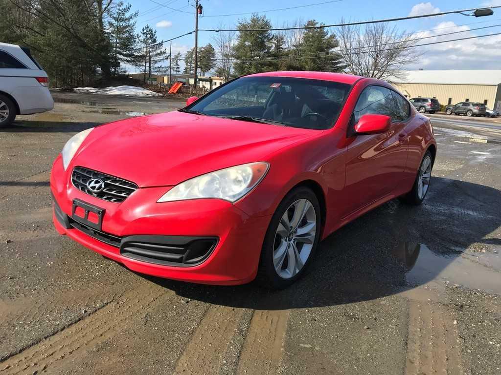 Hyundai Genesis Coupe 2010 $4995.00 incacar.com