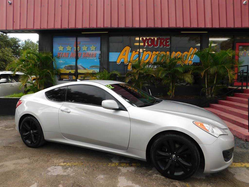 Hyundai Genesis Coupe 2012 $10995.00 incacar.com