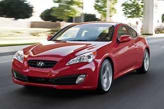 Hyundai Genesis Coupe 2012 $9997.00 incacar.com