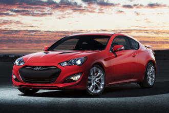 Hyundai Genesis Coupe 2013 $13500.00 incacar.com